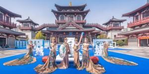 3月27日,汝州乐华城汤泉合院产品发布会圆满举行